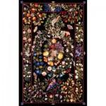 Puzzle-Michèle-Wilson-A114-150 Puzzle aus handgefertigten Holzteilen - Florentinisches Mosaik aus dem 17. Jahrhundert