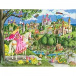 Ravensburger-05371 XXL Puzzle - Thomas & Friends