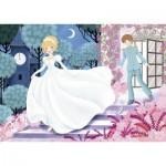 Ravensburger-05420 Riesen-Bodenpuzzle - Cinderella
