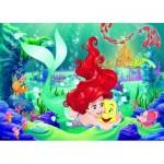 Ravensburger-05468 Riesen-Bodenpuzzle - Disney Princess Arielle die Meerjungfrau