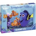 Ravensburger-05472 Riesen-Bodenpuzzle - Findet Dorie