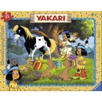 Ravensburger-06137 Rahmenpuzzle - Yakari