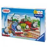 Ravensburger-07050 Riesen-Bodenpuzzle - Thomas & Friends