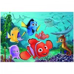Puzzle  Ravensburger-07098 Nemo