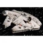 Ravensburger-09784 Riesen-Bodenpuzzle - Star Wars