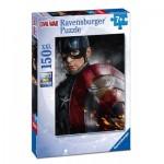Puzzle  Ravensburger-10034 XXL Teile - Captain America