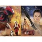 Puzzle  Ravensburger-10587 XXL Teile - Star Wars