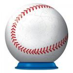 Ravensburger-11868-01 Puzzleball - Baseball