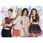 Puzzle  Ravensburger-13177 Disney Violetta: Leidenschaft zur Musik