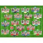 Puzzle  Ravensburger-13212 Deutsche Fußball Liga