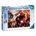 Puzzle  Ravensburger-13216 XXL Teile - Avengers
