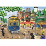 Puzzle  Ravensburger-13571 XXL Teile - Mary's Laden