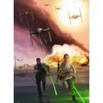 Puzzle  Ravensburger-14667 Star Wars: Die dunkle Seite der Macht