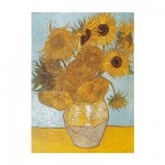 Puzzle  Ravensburger-15805 Vincent van Gogh: Sonnenblumen