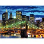 Puzzle  Ravensburger-16272 New York City Skyline