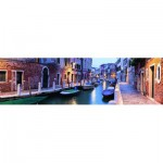 Puzzle  Ravensburger-16612 Venedig am Abend