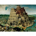 Puzzle  Ravensburger-17423 Brueghel: Der Turm zu Babel