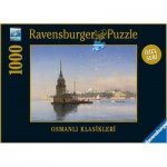 Puzzle  Ravensburger-19128 Der Maiden Tower