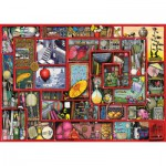 Puzzle  Ravensburger-19398 Colin Thompson - The Red Box