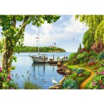 Puzzle  Ravensburger-19404 Bootstage