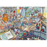 Puzzle  Ravensburger-19521 Toys, Toys, Toys