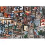 Puzzle  Ravensburger-19685 Toronto