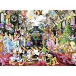 Puzzle   Disney: Weihnachts-Zug