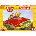 Puzzle  Schmidt-spiele-55027 Rupert Bär, Ausflug mit Rupert