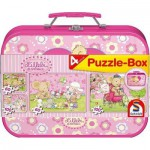 Schmidt-Spiele-55598 Lillebi Puzzle-Box