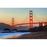 Puzzle  Schmidt-Spiele-58234 Golden Gate Bridge, San Francisco