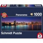 Puzzle  Schmidt-Spiele-58282 Lichter von New York