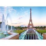 Puzzle   Eiffelturm, Paris