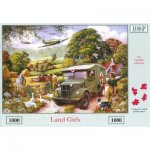 Puzzle  The-House-of-Puzzles-2100 Land Girls