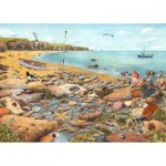 Puzzle  The-House-of-Puzzles-3121 XXL Teile - Rock Pool