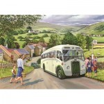Puzzle  The-House-of-Puzzles-3466 XXL Teile - Wait For Us