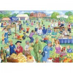 Puzzle  The-House-of-Puzzles-3930 XXL Teile - Summer Fete
