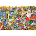 Puzzle   Christmas Collectors Edition No.5 - Santa's Workshop