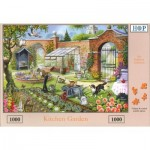 Puzzle   Kitchen Garden