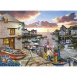 Puzzle   XXL Teile - Harbour Lights