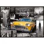 Puzzle  Trefl-10271 New York Collage