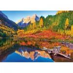 Puzzle  Trefl-10353 Maroon Lake, Aspen