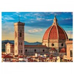 Puzzle  Trefl-10381 Kathedrale Santa Maria del Fiore, Florenz