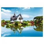 Puzzle  Trefl-10437 Sanphet Prasat Palace