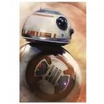 Puzzle  Trefl-11201 Nano Star Wars - BB-8