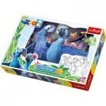 Puzzle  Trefl-14418 Rio 2