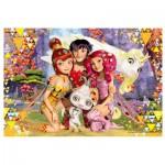 Puzzle  Trefl-16248 Mia and Me