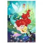 Puzzle  Trefl-17283 Disney Princess - Arielle die Meerjungfrau