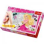 Puzzle  Trefl-18171 Barbie