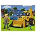 Puzzle  Trefl-18214 Bob The Builder
