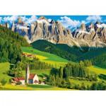 Puzzle  Trefl-37189 Dolomiten, Italien